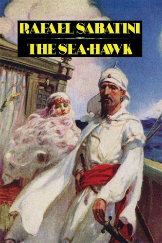 Large book cover: The Sea Hawk