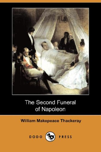 Large book cover: The Second Funeral of Napoleon