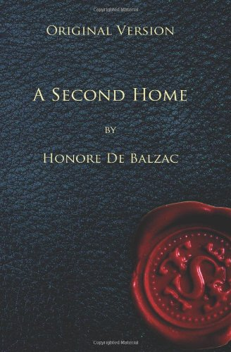 Large book cover: A Second Home