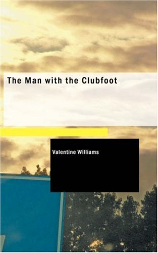 Large book cover: The Man with the Clubfoot