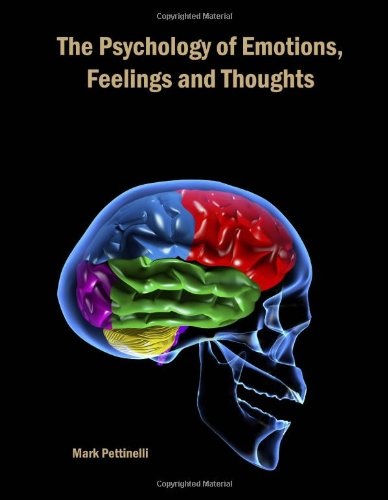 Large book cover: The Psychology of Emotions, Feelings and Thoughts