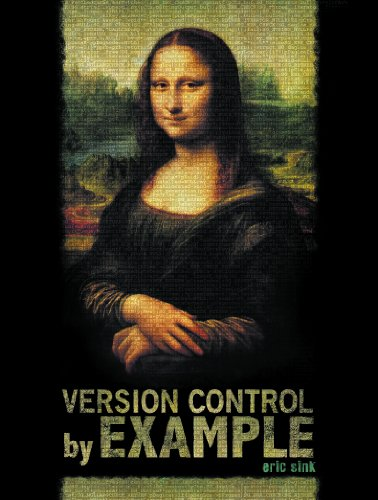 Large book cover: Version Control by Example