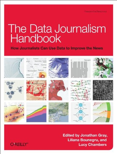 Large book cover: The Data Journalism Handbook