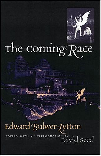 Large book cover: The Coming Race