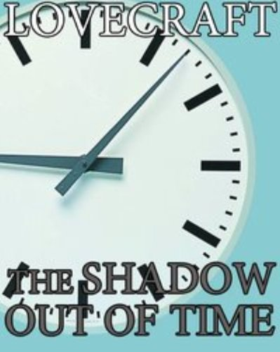 Large book cover: The Shadow Out of Time