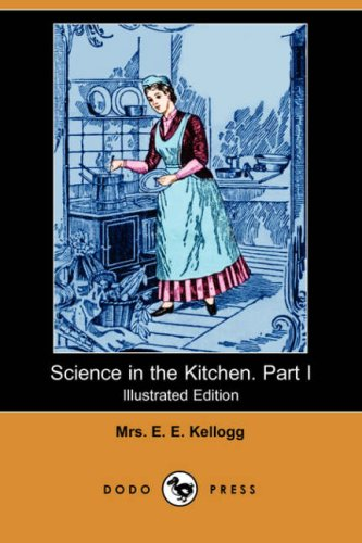 Large book cover: Science in the Kitchen