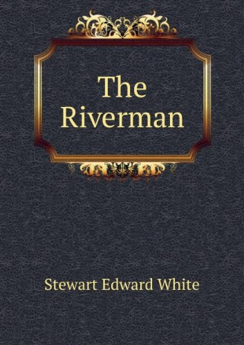 Large book cover: The Riverman