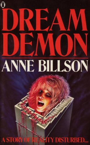Large book cover: Dream Demon