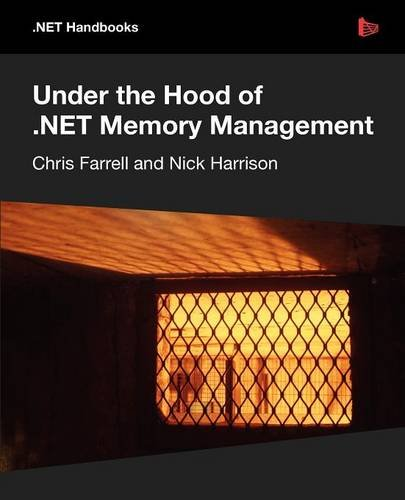Large book cover: Under the Hood of .NET Memory Management