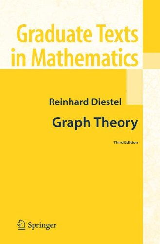 Large book cover: Graph Theory