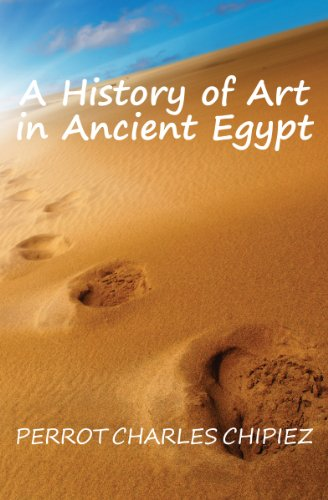 Large book cover: A History of Art in Ancient Egypt