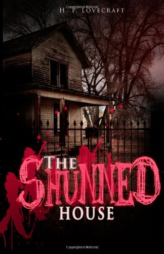 Large book cover: The Shunned House