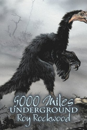 Large book cover: Five Thousand Miles Underground