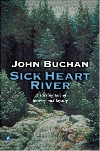 Large book cover: Sick Heart River