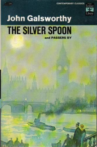 Large book cover: The Silver Spoon