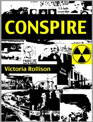 Large book cover: Conspire