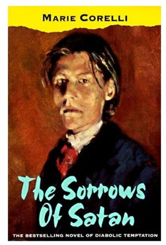 Large book cover: The Sorrows of Satan