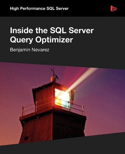 Large book cover: Inside the SQL Server Query Optimizer