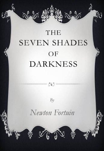 Large book cover: The Seven Shades of Darkness