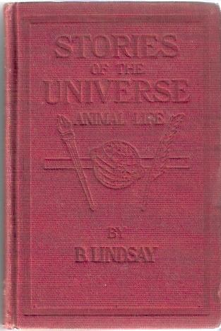 Large book cover: Animal Life