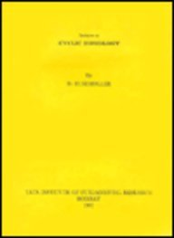 Large book cover: Lectures on Cyclic Homology