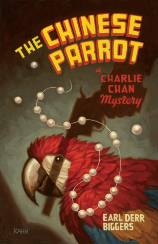 Large book cover: The Chinese Parrot