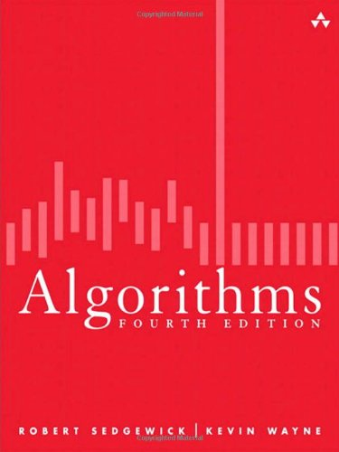 Large book cover: Algorithms