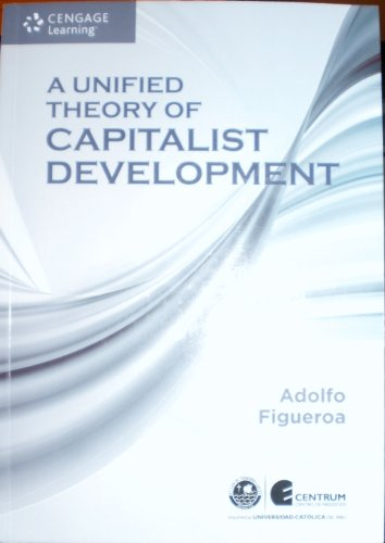 Large book cover: A Unified Theory of Capitalist Development