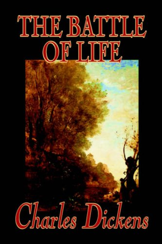 Large book cover: The Battle of Life