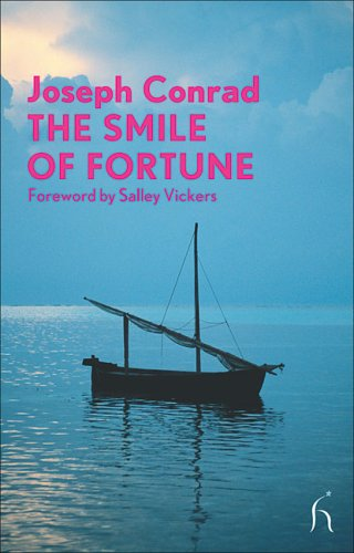 Large book cover: A Smile of Fortune