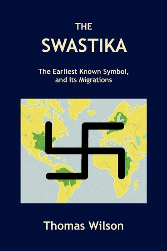 Large book cover: The Swastika