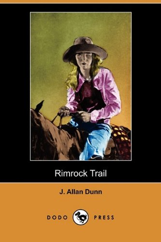 Large book cover: Rimrock Trail