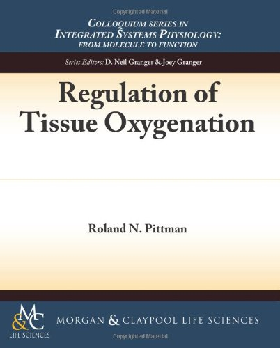 Large book cover: Regulation of Tissue Oxygenation