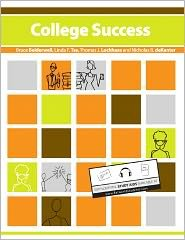 Large book cover: College Success