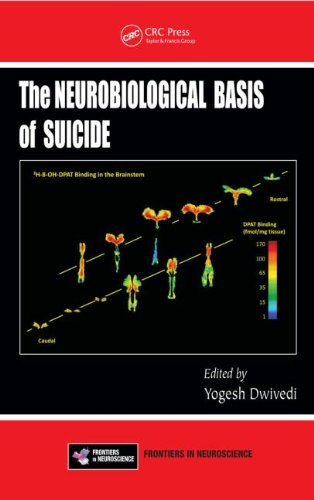 Large book cover: The Neurobiological Basis of Suicide