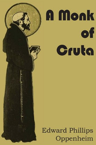 Large book cover: A Monk of Cruta