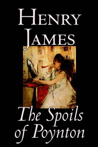 Large book cover: The Spoils of Poynton