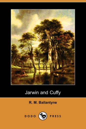 Large book cover: Jarwin and Cuffy