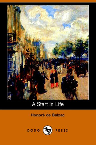 Large book cover: A Start in Life