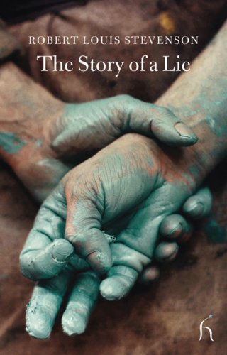 Large book cover: The Story of a Lie
