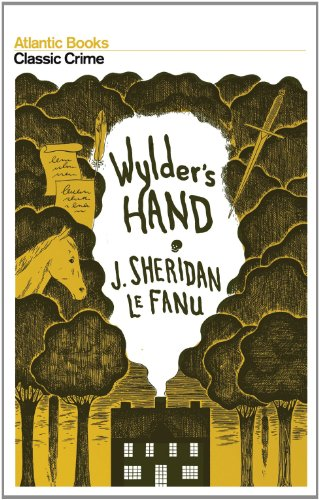 Large book cover: Wylder's Hand