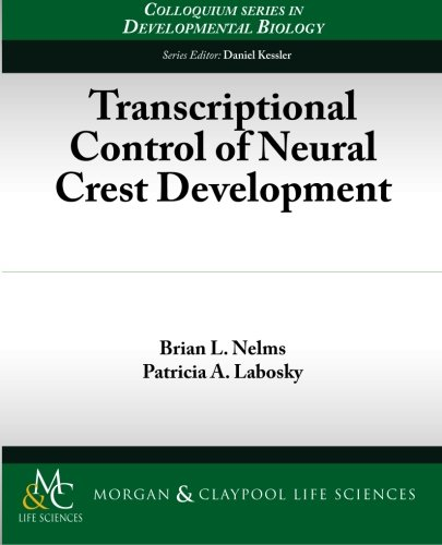 Large book cover: Transcriptional Control of Neural Crest Development