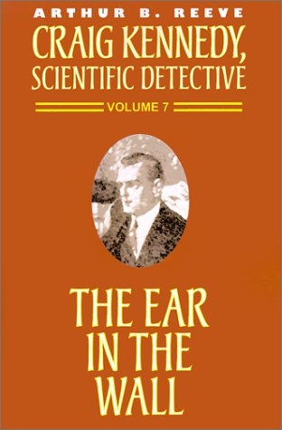 Large book cover: The Ear in the Wall