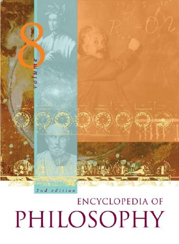 Large book cover: Stanford Encyclopedia of Philosophy