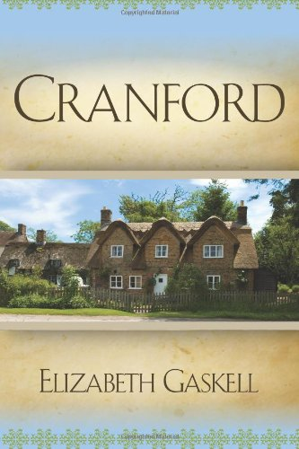 Large book cover: Cranford