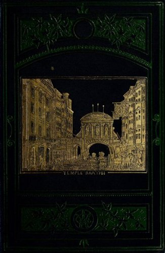 Large book cover: Haunted London