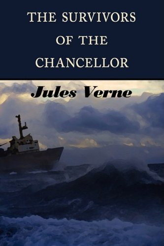 Large book cover: The Survivors of the Chancellor