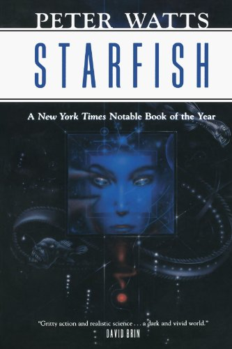 Large book cover: Starfish