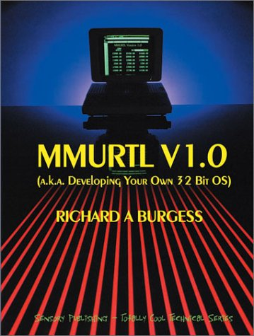 Large book cover: MMURTL V1.0