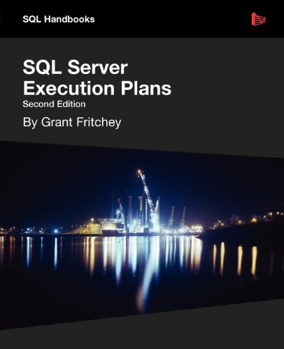 Large book cover: SQL Server Execution Plans